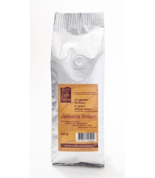 Café en grains Jamaica Dream 250gr