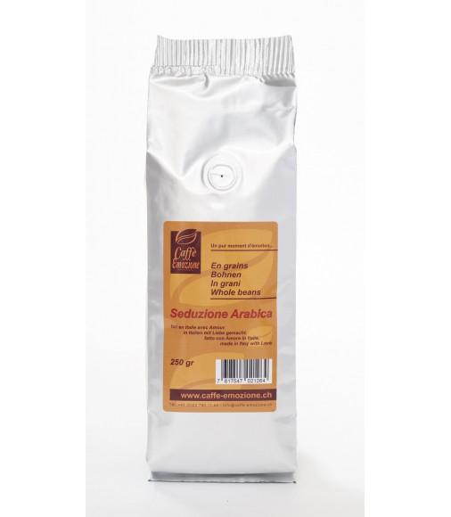 Coffee beans Seduzione Arabica 250gr
