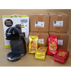 Set DOLCE GUSTO avec Machine Gratuite